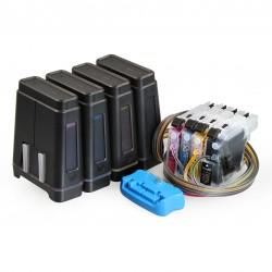 Sistem tinta pasokan cocok untuk saudara MFC-J880DW
