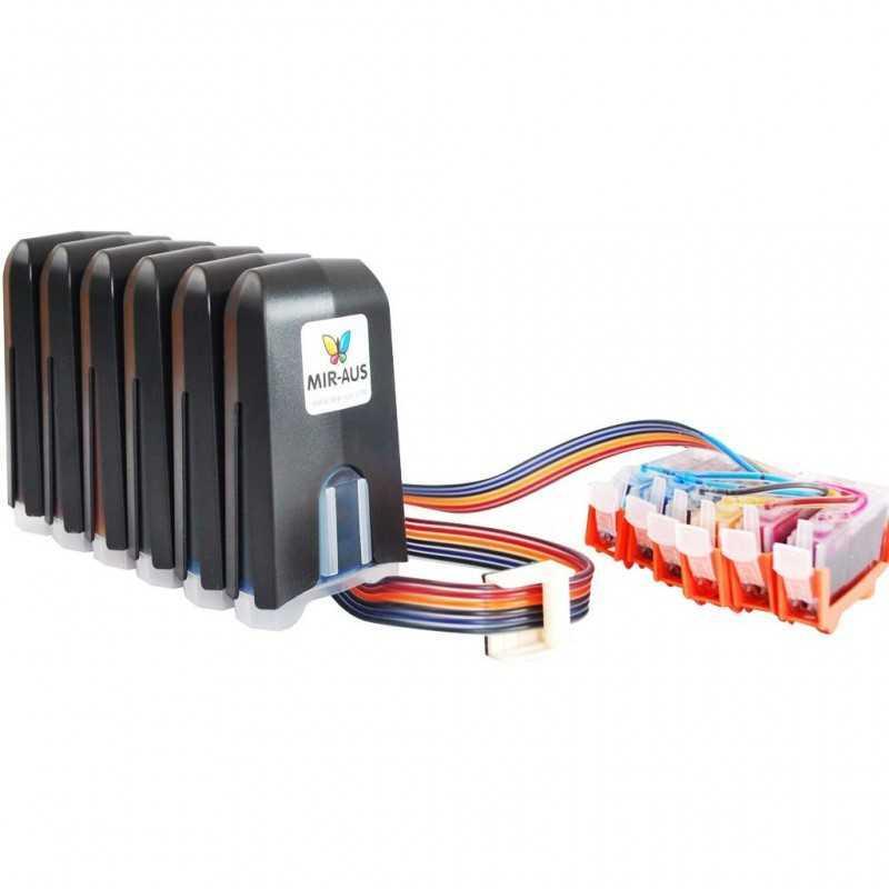 CISS för CANON IP6000D i900D i905D I9100