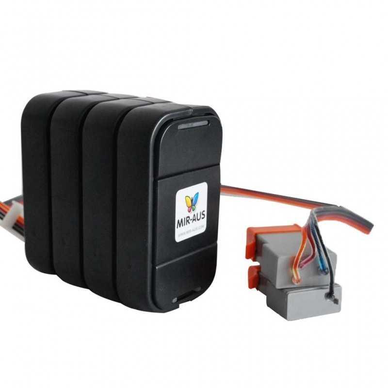 CISS - Ink supply System Suits CANON BCI-21BK 21C BCI-24BK 24C
