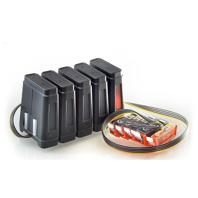 Continuous Ink Supply System For Canon Ip3500