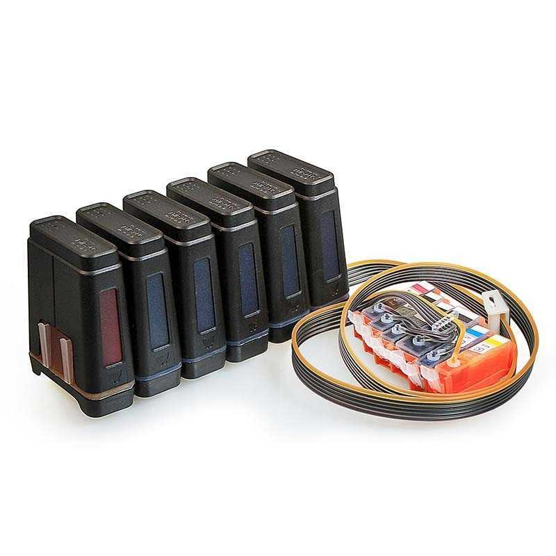 CISS עבור Canon MG8120