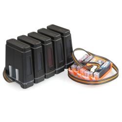 Sistema de abastecimento de tinta  CISS para Canon MG-6660