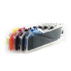 Cartuchos de tinta recarregáveis ternos irmão MFC-J870DW