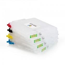Cartuchos de tinta recarregáveis RICOH GC31