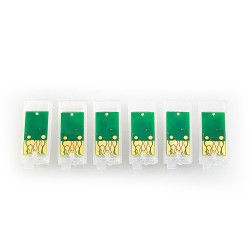 Chip-set for refillable cartridges for Epson 82N