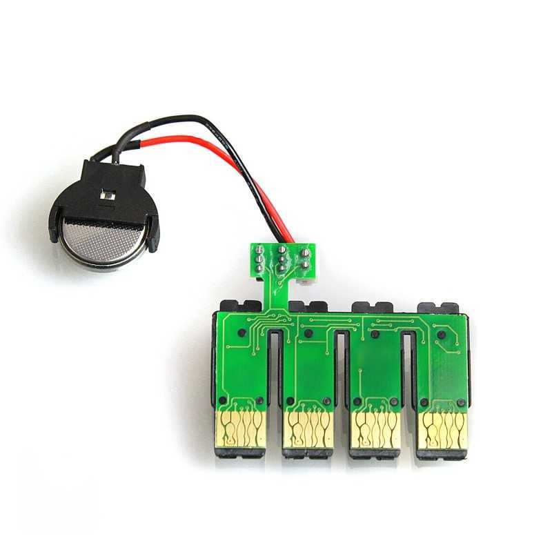CISS Chip-set for Epson 252