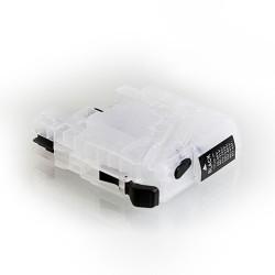 Пустые СНПЧ серый картриджи для Canon 651 с чип набор