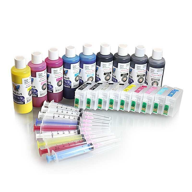Использование многоразового использования чернил картридж для EPSON R30
