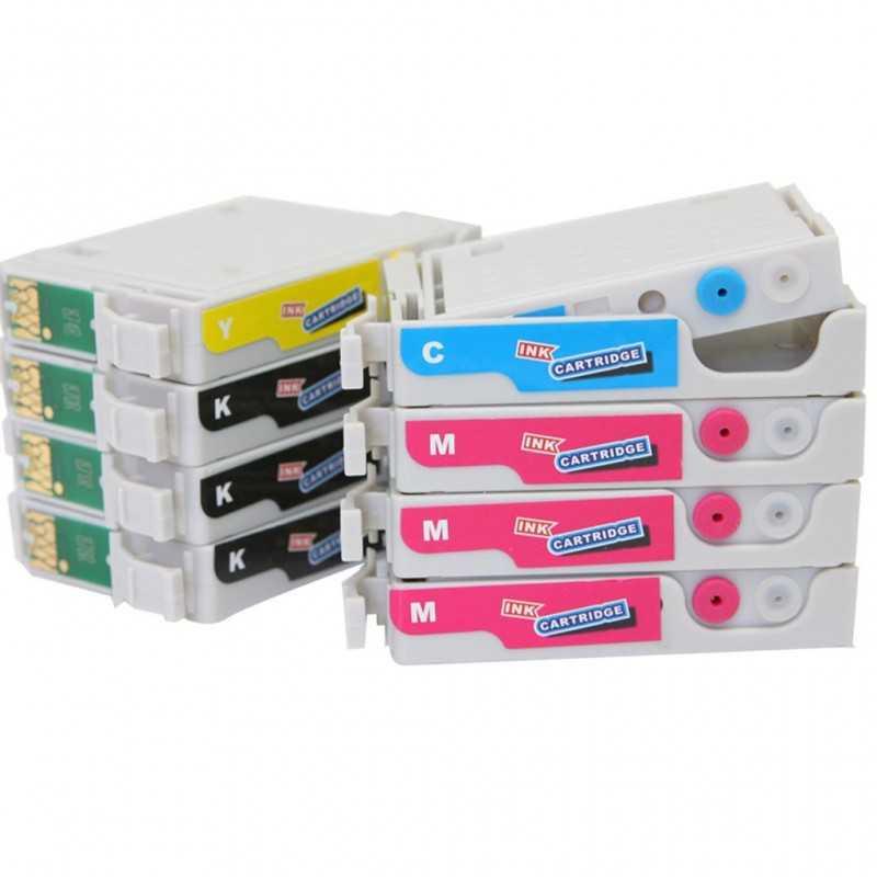 Refillable tinta cartridge untuk EPSON R1900
