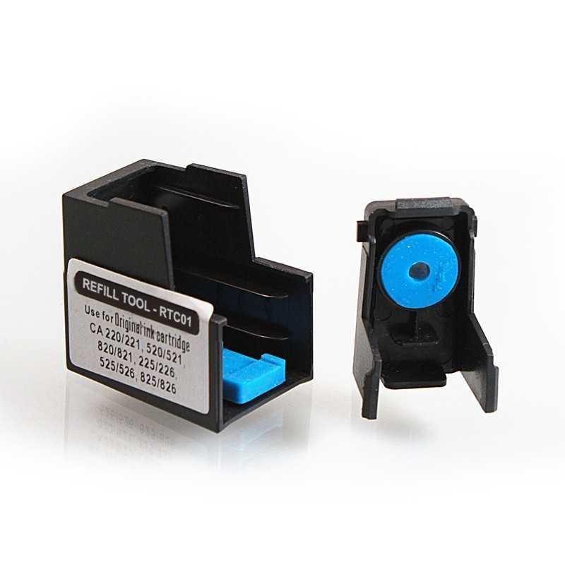 Kit de recarga para Hp e impresora Canon