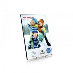 A4 260g alto brilhante Inkjet papel fotográfico Premium
