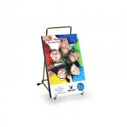102x152mm 260 G Premium hög glättat fotopapper för bläckstråleskrivare