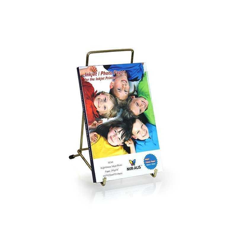 102x152mm 240 G hoch glänzende Inkjet Photo Papier
