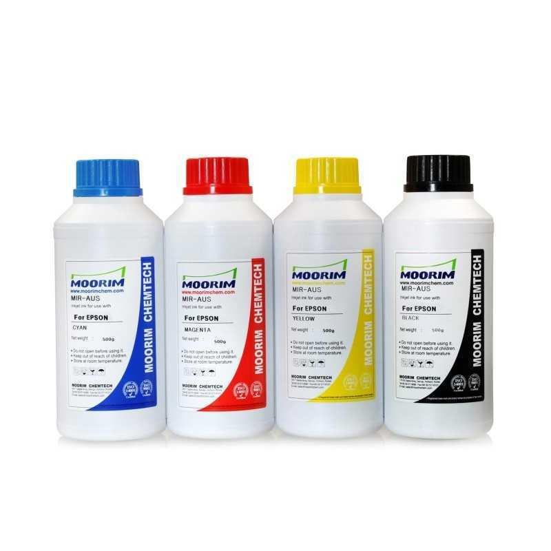 refill Dye ink for Epson 4 x 500 ml