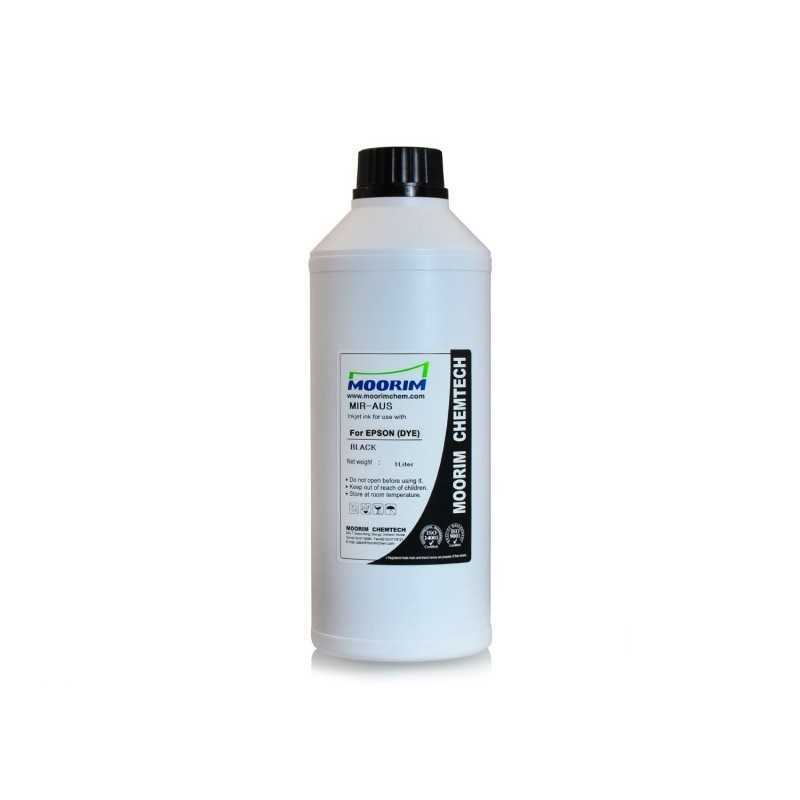 1 Litre Black Dye ink for Epson printers