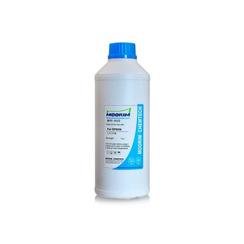 1 Litre  Light Cyan Dye ink for Epson printers