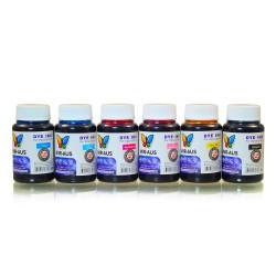 120 מ ל 6 צבעים צבע דיו למדפסות Epson