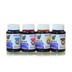 120 ml 4 farver Dye blæk til Epson printere