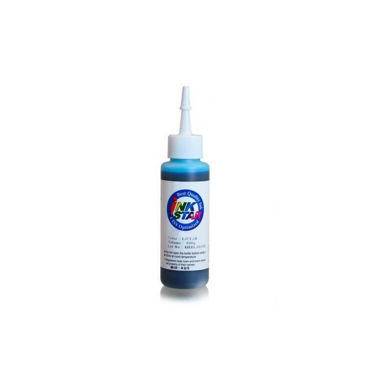 100 ml Light cyan dye ink for Epson printers