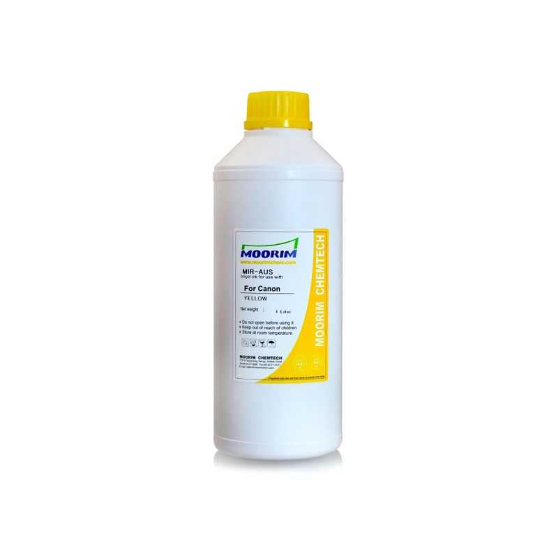 1 Litre yellow dye ink for Canon CLI-8