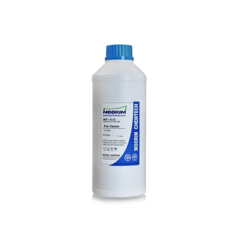 1 Litre cyan dye ink for Canon BCI-6 BCI-3 PGI-9 PGI-7