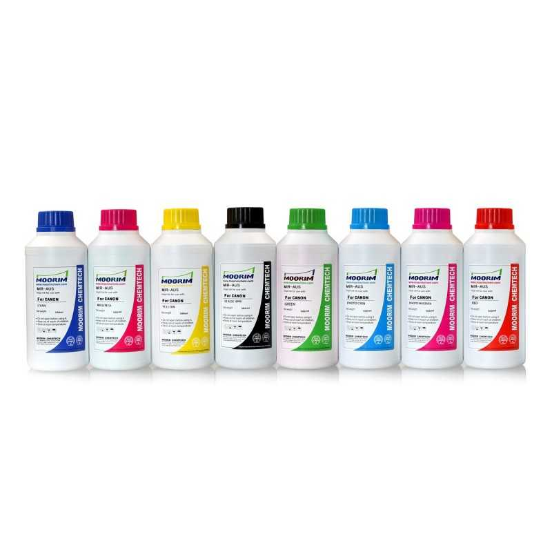 One set 500 ml for Canon Refill dye ink for pro 8500 9000 I9950