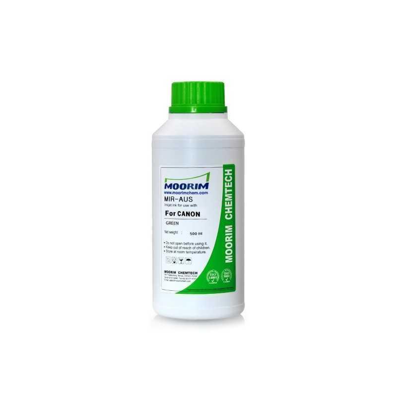 500 ml Green dye ink for Canon BCI-6 BCI-3 PGI-9 PGI-7