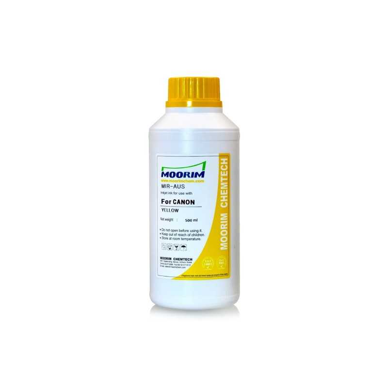 500 ml Yellow dye ink for Canon BCI-6 BCI-3 PGI-9 PGI-7