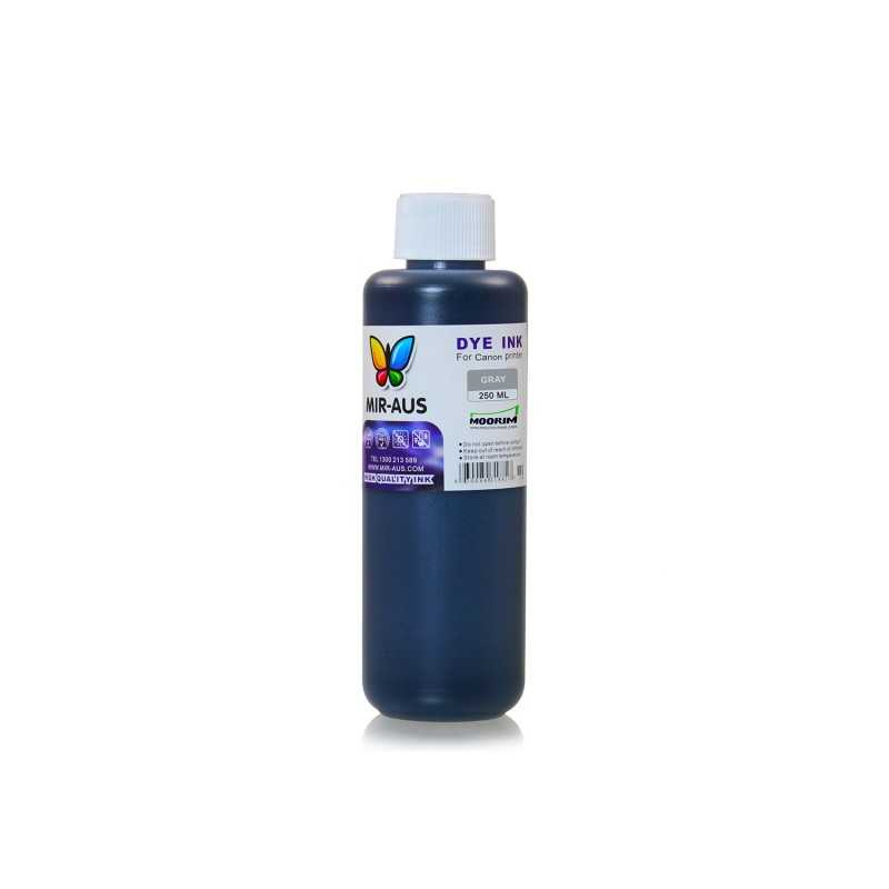 250 ml Gray dye ink for Canon CLI-526