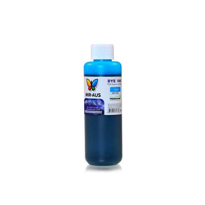 250 ml Cyan Dye blæk til Canon CLI-526