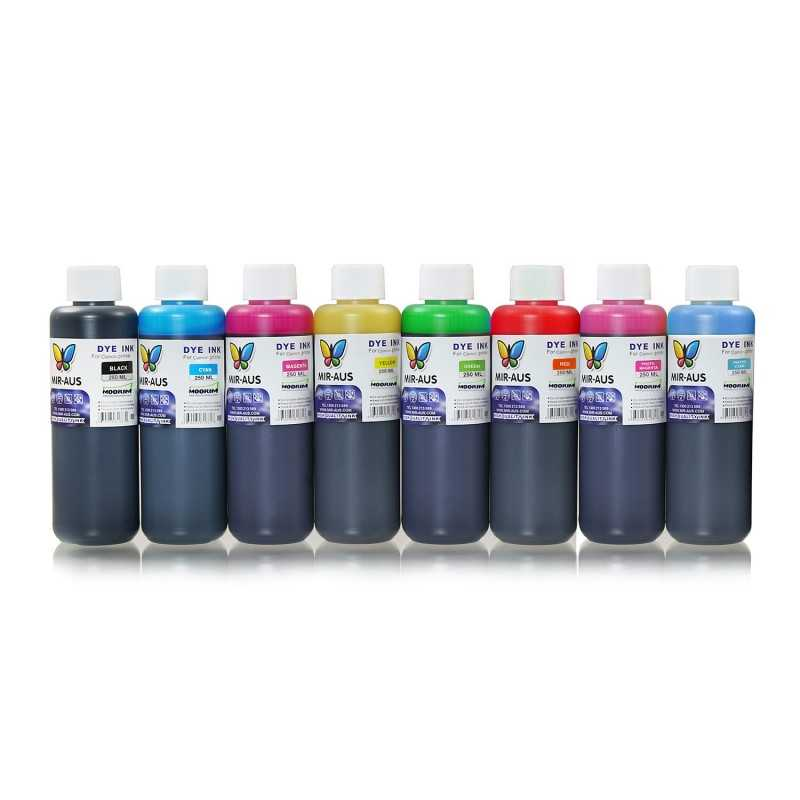 One set 250 ml  for Canon refill dye ink for pro 8500 9000  I9950