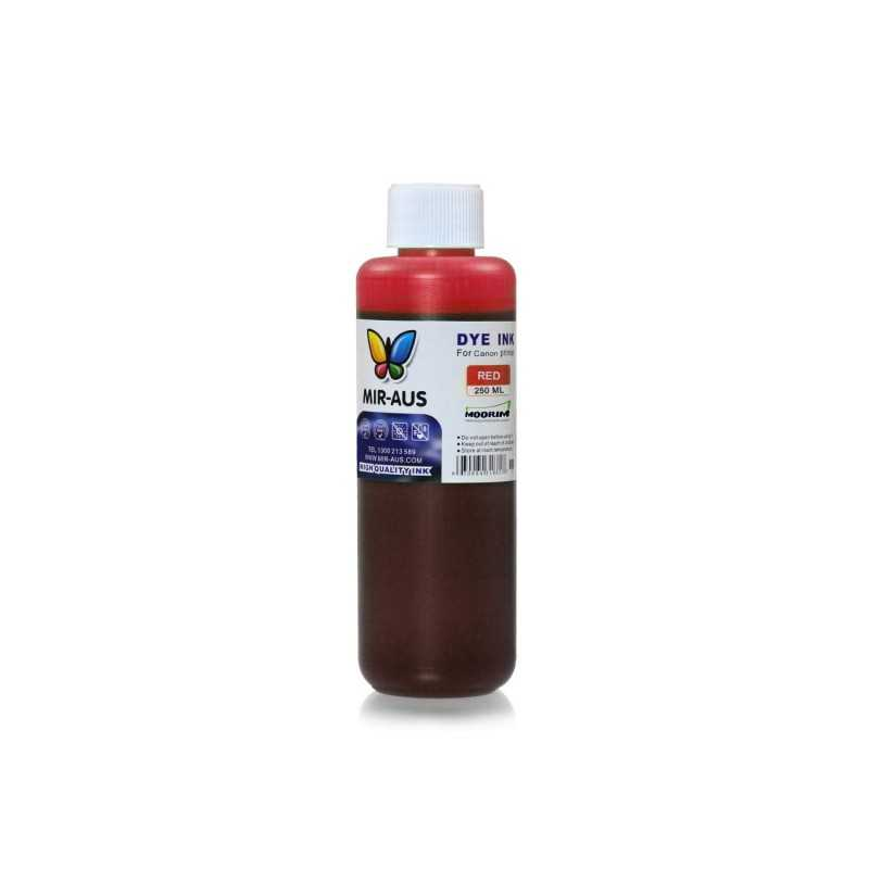 250 ml Red dye ink for Canon BCI-6 BCI-3 PGI-9 PGI-7