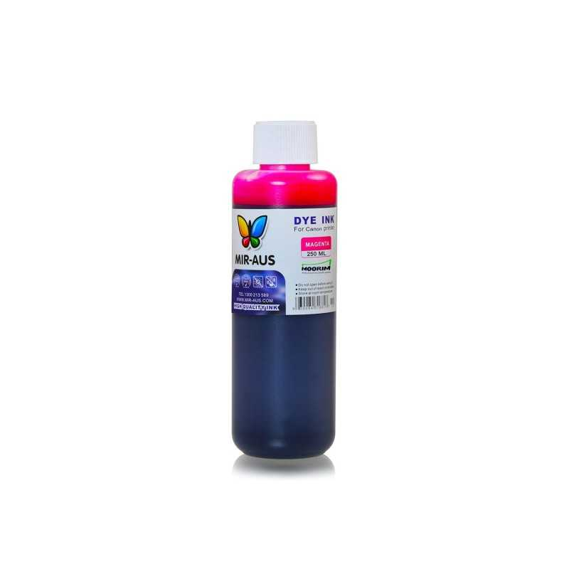 250 ml Magenta dye ink for Canon BCI-6 BCI-3 PGI-9 PGI-7