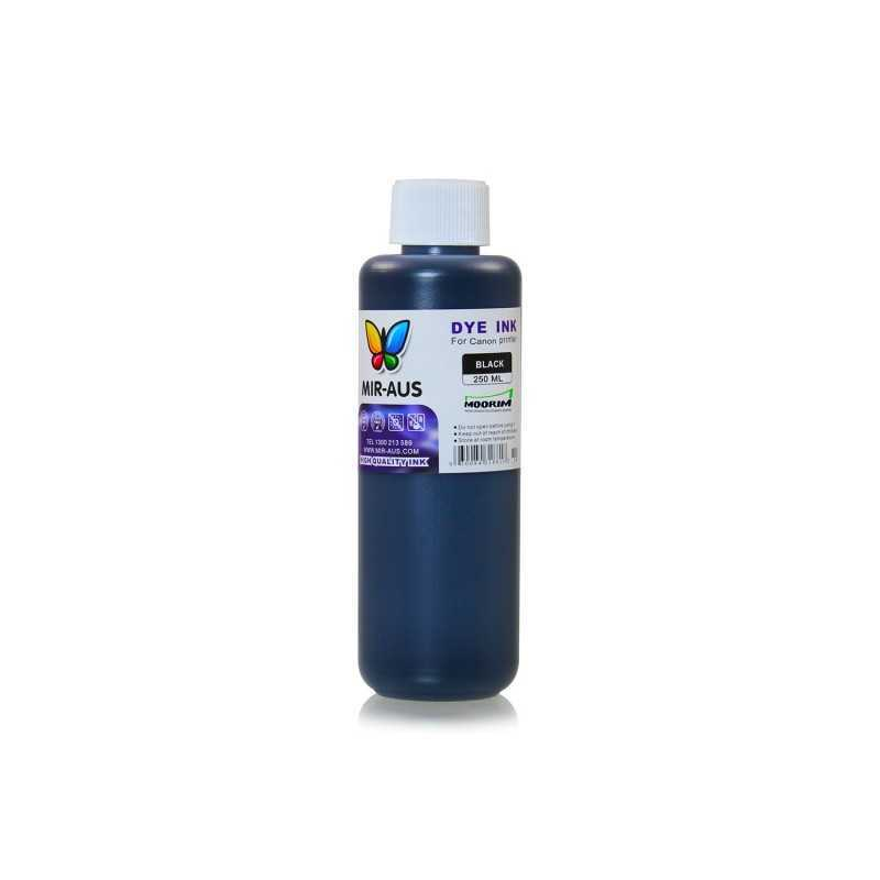 250 ml Black dye ink for Canon BCI-6 BCI-3 PGI-9 PGI-7