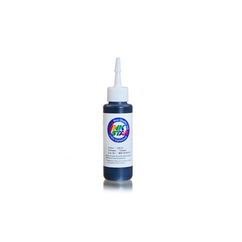 100 ml Gray dye ink for Canon CLI-526