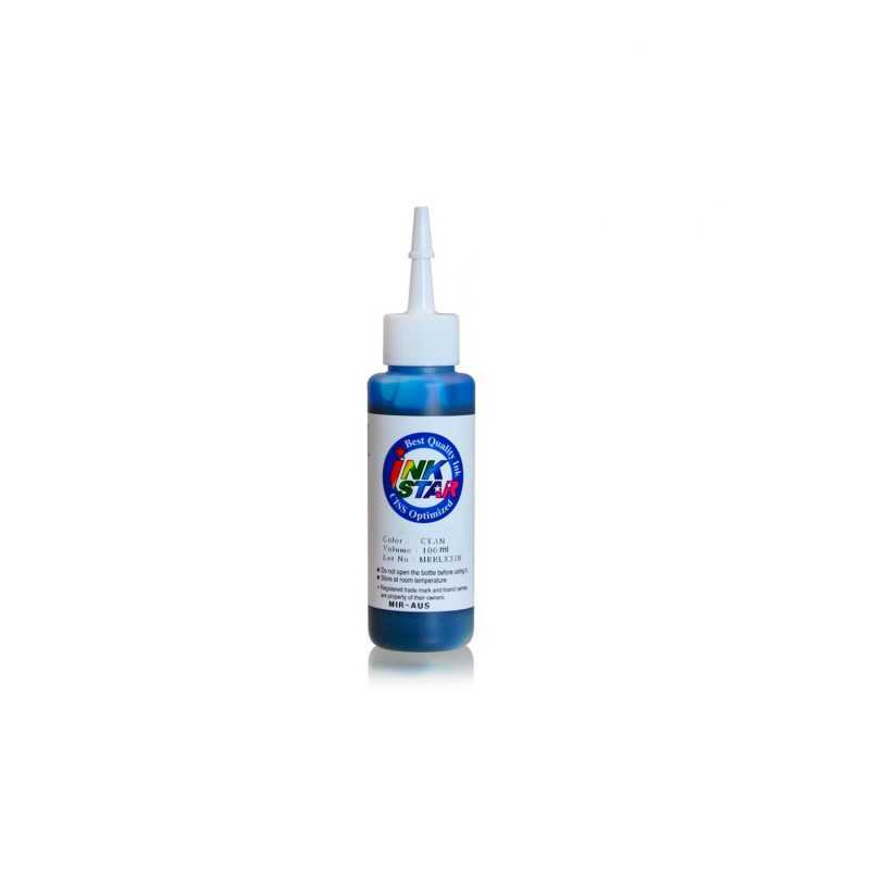 100 ml Cyan dye ink for Canon CLI-521