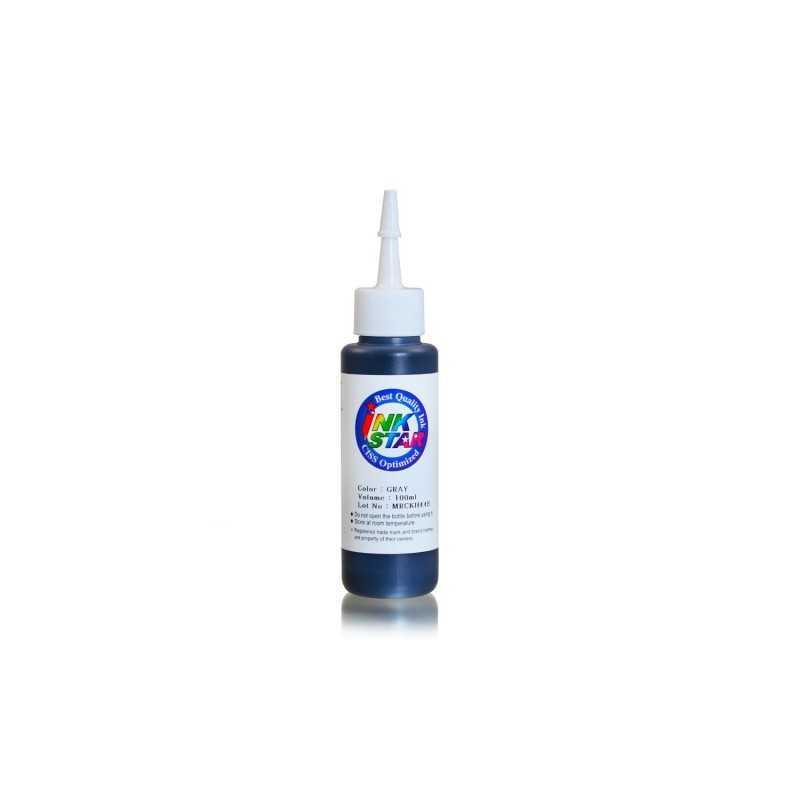 100 ml tinta corante cinza para Canon CLI-521