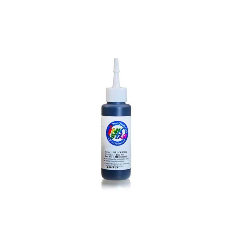 100 ml svart Pigment bläck för Canon PGI-5