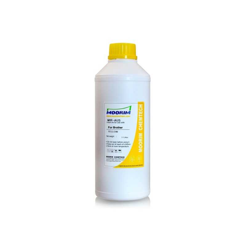1 Litre yellow ink for Brother printers