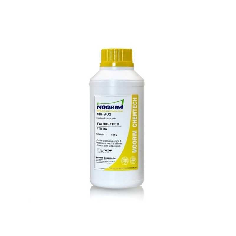 500ml Yellow ink for Brother printers
