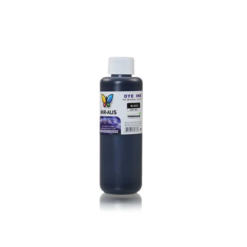 צבען refillable דיו 250 מ ל שחור למדפסות אח