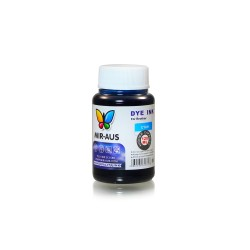 120ml de tinta ciana para impressoras Brother