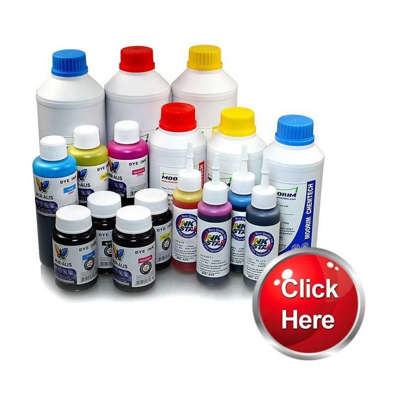 Piezo Nano Chrom INK (BaronSL) für Epson Drucker