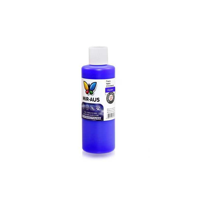 Cyan Piezo nano Chrome Ink