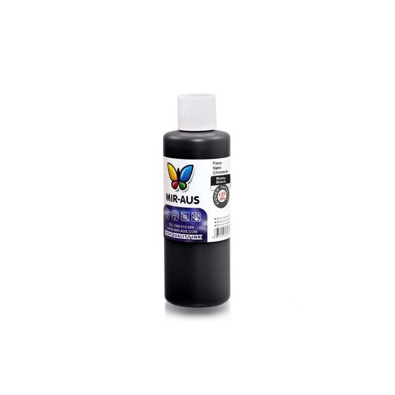 Matte Black Piezo nano Chrome ink