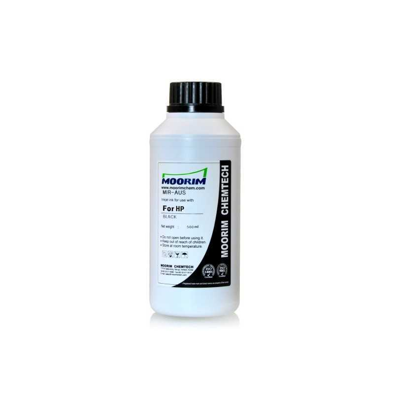 500 ml Black dye ink for HP printers