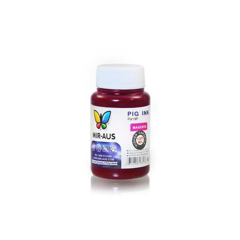 120 ml Magenta pigment ink for HP printers