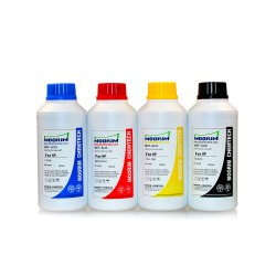 500 ml 4 Colours dye ink for HP printers