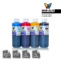 250 ml 4 Colours dye/pigment ink for HP printers