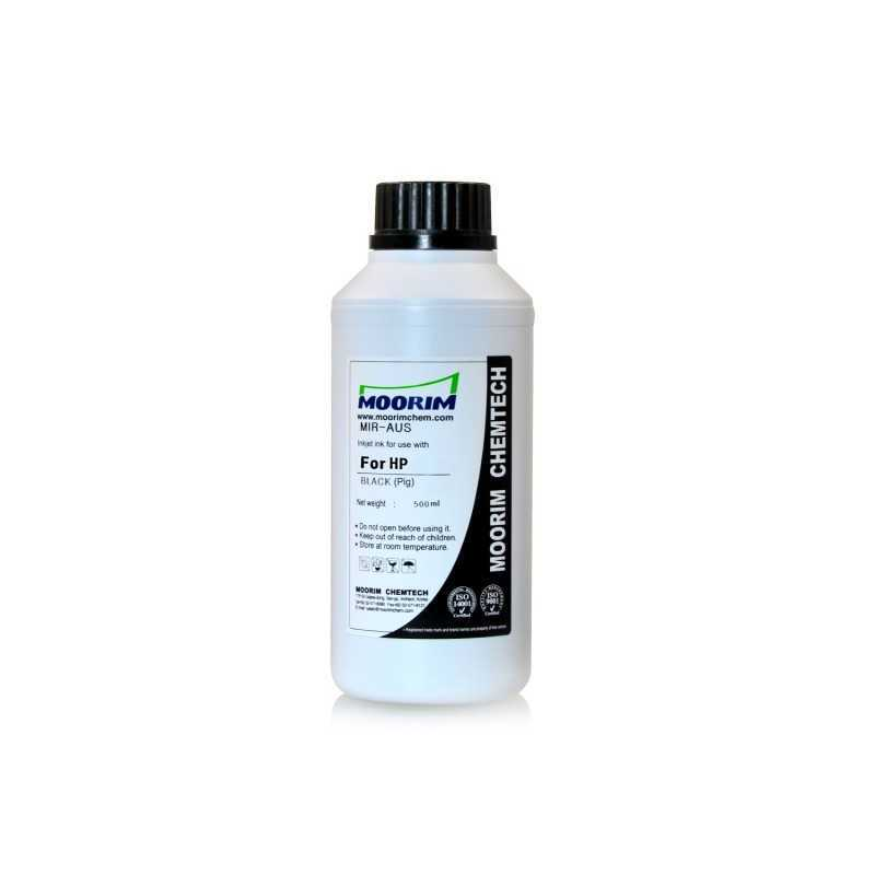 500 ml Black pigment ink for HP printers